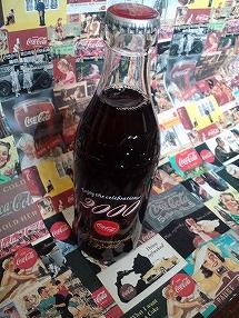 2000年記念ボトル(日本)