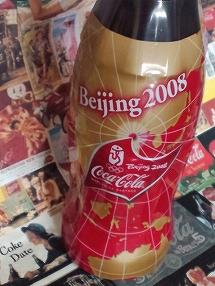 北京オリンピック記念ボトル(日本)