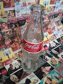 ベルギーのボトル(空き瓶)