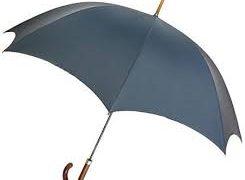 雨の日に傘を盗まれる。