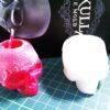 シリコントレイでキャンドル作りに初挑戦してみました。うまくいったので作り方をご報告いたします。