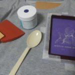 費用ミニマムでシルクスクリーンをDIY。オリジナルTシャツを実際に作ってみました。