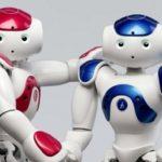 ロボットは感情を持つのか?否、それは絶対無理だと思います。