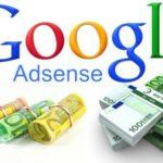 Google AdSenseからお小遣いをいただきました。稼ぐ!というよりは末永い細々とした収入のために。