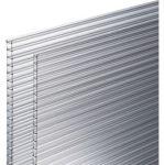 5000円以下!中空ポリカーボネートで簡易ペアガラスをDIY。冷暖房効率アップの巻。