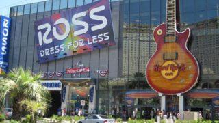 ラスベガスストリップ通りなら「ROSS」でお買い物。北のROSSがオススメ!