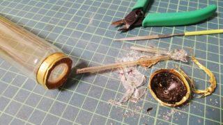 【DIY】電球の捨て方に悩む前にリメイクに挑戦。