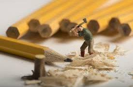 イソップ童話「木こりと旅人(木こりのジレンマ)」から仕事の効率を考える