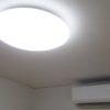 LEDのシーリングライトって、こんなに安くなったんですね!購入して10分で設置しました。