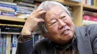 立花隆という人の本を読んでいます。