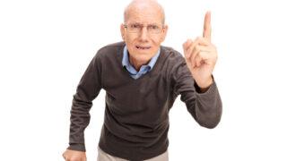加齢とともに怒りっぽくなるのは「コラえる力(ちから)」がなくなってくるからなのか?